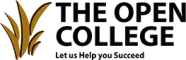 Open College logo
